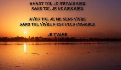 Petit Texte D Amour